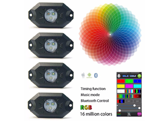 HC-LED ROCK LIGHT-001
